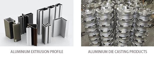 aluminum extrusion and casting-fonnovaluminium
