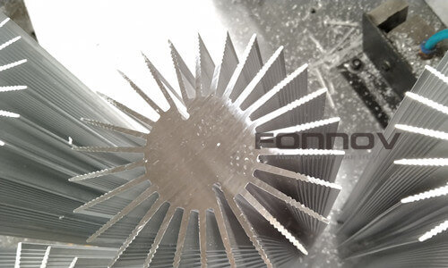 led lighting heat sink-fonnovaluminium