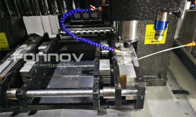CNC Machining On Heatsinks