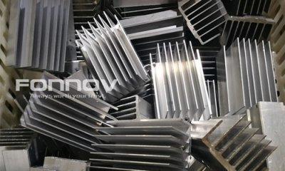Machined Aluminum Heatsink