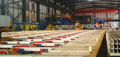 4000ton extrusion press-fonnovaluminium