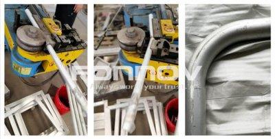 aluminum tube bending-fonnovaluminium