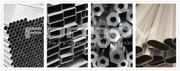 aluminium tubes-fonnov aluminum extrusion